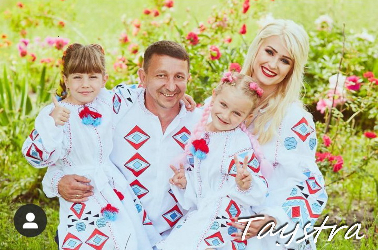 Family Look, embroidered for family embroidered linen clothes for family, for the wedding, embroidered linen style boho chic, Family Vyshyvanka Multi Color Embroidery Linen, family Ukrainian embroidery