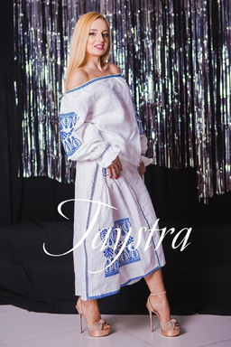 Vyshyvanka Skirt Embroidered, Embroidered Wedges, boho, ethno style, Bohemian
