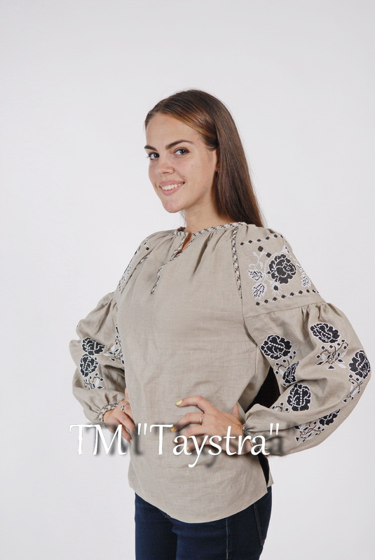 Vyshyvanka Ukrainian Embroidery, Boho, ethno, style boho chic, Embroidered Blouse, Multi Color Embroidery Linen, Embroidered clothes Bohemian