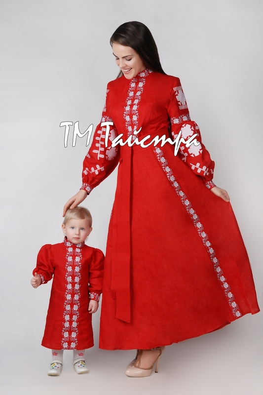Children's dress embroidered, vyshyvanka, boho, ethno style, Bohemian, Dress for a girl, vishivanka baby
