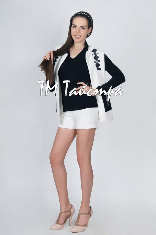Women's shorts (white)