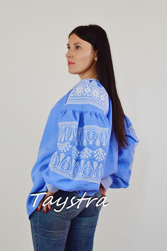 Blouse Embroidered Boho Ukrainian embroidery, Embroidered clothes Vyshyvanka