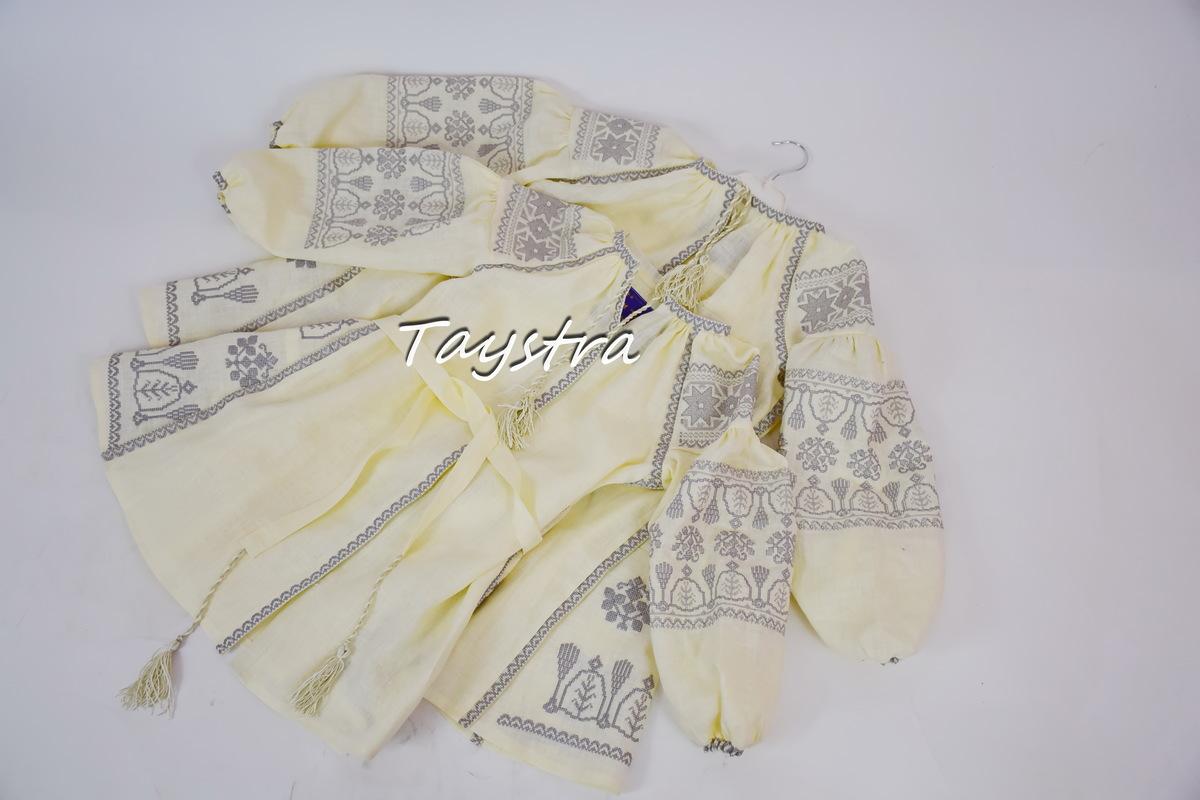 Children Dress vyshyvanka boho ethno style, Dress for a girl, vyshyvanka baby