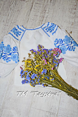 Children's Embroidered Blouse Vyshyvanka, boho, ethno style, Bohemian, Blouse for a girl, vishivanka baby