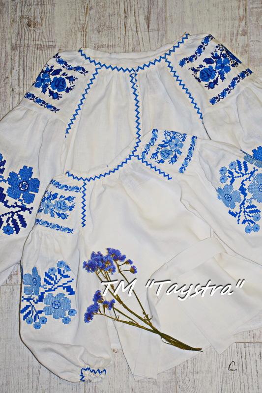Children's Embroidered Blouse Vyshyvanka, boho, ethno style, Bohemian, Blouse for a girl, vishivanka baby